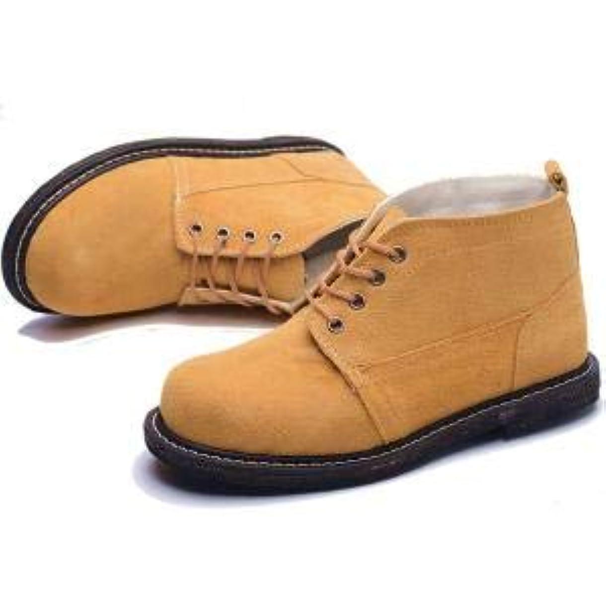 スクレーパー一氏[5W] セーフティーシューズ 安全靴 作業靴 鋼製先芯 鋼製ミッドソール 絶縁 通気性抜群 防臭 防滑 耐磨耗 耐油性 メンズ