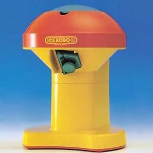 かき氷機 アイスロボ (家庭用・電動)