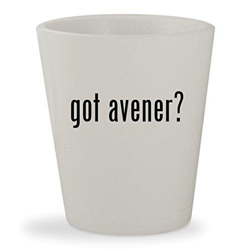 Got Avener ?–ホワイトセラミック1.5Oz...