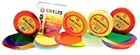 Hygloss Products Inc. 5 in Tissue Circles Pastel 480 Pcs by Hygloss [並行輸入品]