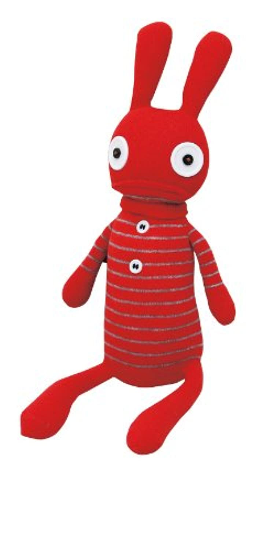 NO3NO4 Handmade Andy Sock Doll, 1 Count
