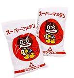 スーパーマメタン! マッチで簡単に火がつきます (豆炭一袋30粒入り)  写真は2袋ですが1袋ずつの販売となります