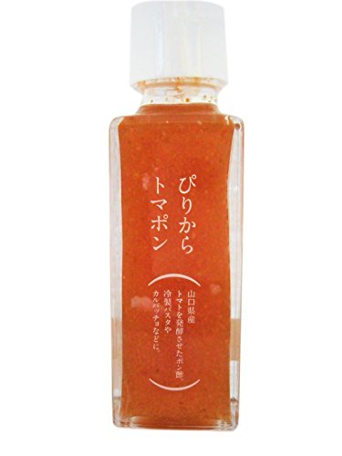 ヤマカ醤油 ぴりからトマポン 130g