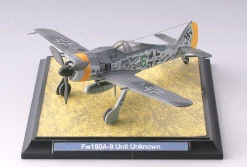トミーテック 技MIX WW03 1/144 フォッケーウルフFw190A-8 Unit Unknown 彩色済み