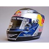 F1 レプリカヘルメット セバスチャン・ベッテル 2010年 XLサイズ(61-62cm)