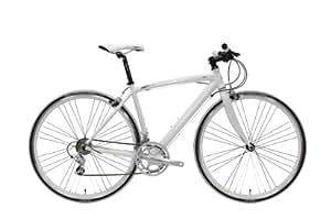 OYAMA SR 2300 ( 700C アルミフレーム クロスバイク / フラットバーロード 16-SPEED ) / GLOSS WHITE ( グロスホワイト )