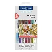 Faber-castell Gelatos Mix And Match Crayon - Metallic