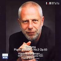 Brahms - Piano Concerto No.2 by Vladimir Feltsman