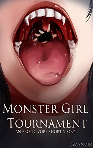 Monster Girl Tournament: An Erotic Vore Short Story (English Edition)