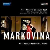 Prussian Sonatas by C.P.E. BACH (2008-01-01)
