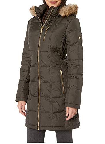 (マイケル コース) Michael Michael Kors Women`s Zip Front Down Coat 女性用ジップフロントダウンコート(並行輸入品)