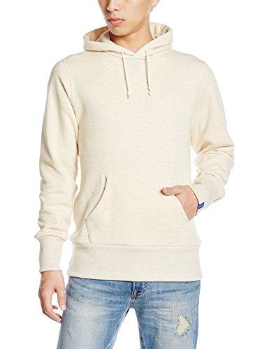 [ループウィラー] LW Light Slim Hoodie Pullover LWライト スリム プルオーバーパーカ LW264 メンズ オートミール 日本 XL-(日本サイズXL相当)