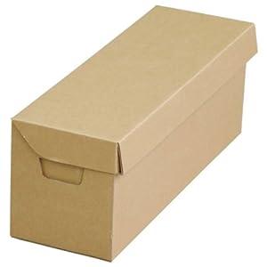 マルアイ 収納ボックス タフボックスCD きなり4P CA-3301N4