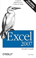 Excel 2007 Pocket Guide: A Quick Reference to Common Tasks