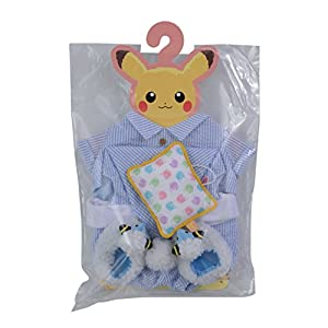 ポケモンセンターオリジナル ぬいぐるみコスチューム Pikachu's Closet パジャマ