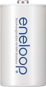 SANYO 「eneloop」シリーズ ニッケル水素電池 単1形 1本パック HR-1UTG-1BP