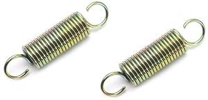 ベスト SP-2138 スプリング 引 クロメート 線径1.4mm 外径11.5mm 全長50mm 2個入り N-035