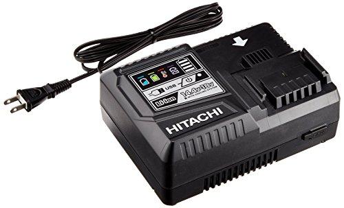 日立工機 急速充電器 スライド式リチウムイオン電池14.4V~18V対応 USB充電端子付 超急速充電 UC18YDL
