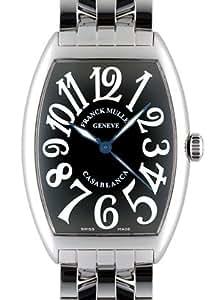 [フランク ミュラー]FRANCK MULLER 腕時計 6850MC CASA カサブランカ SS 黒文字盤 自動巻 ブレスレット メンズ [並行輸入品]