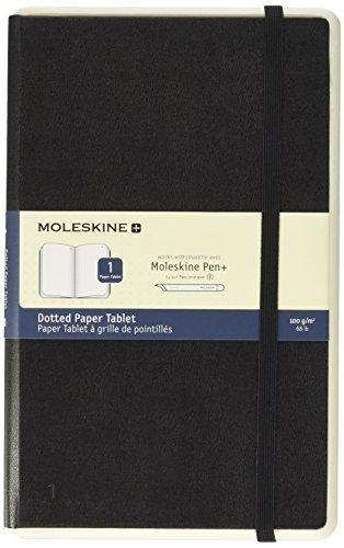 モレスキン ノート ペーパータブレット ブラック PTNL34HBK01