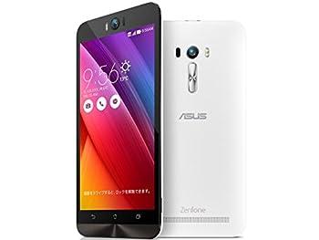ZenFone Selfieホワイト ZD551KL-WH16