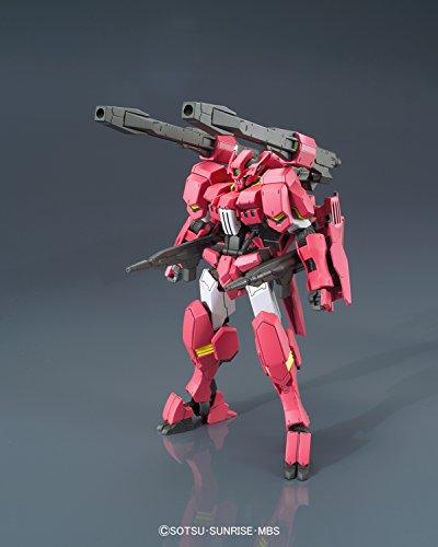 HG機動戦士ガンダム 鉄血のオルフェンズ ガンダムフラウロス(流星号) 1/144スケール 色分け済みプラモデル