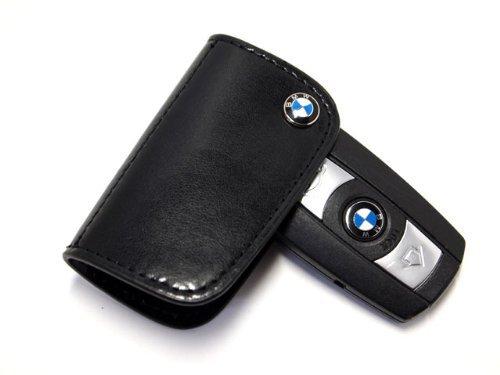 【BMW純正】 US限定 BMW レザー キーケース ブラック 80232149936