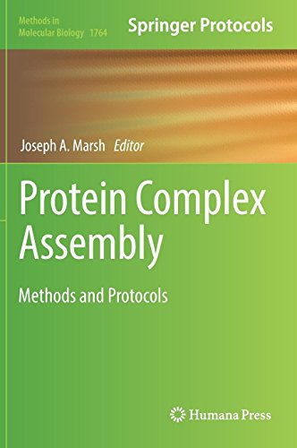 Protein Complex Assembly: Meth...