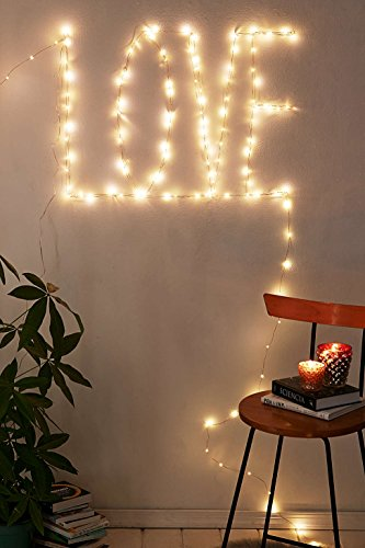 RoomClip商品情報 - [アーバンアウトフィッターズ] Urban Outfitters Firefly String Lights ワイヤーライト [並行輸入品]