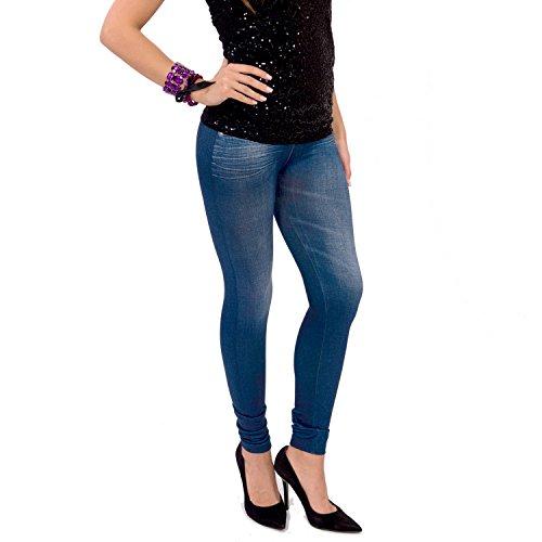 Slim lift Caress jeans three-color three Super Deluxe set (classic blue, vintage black, charcoal gray) stretchy denim leggings
