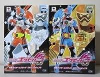 仮面ライダーエグゼイド DXFフィギュア3 全2種セット