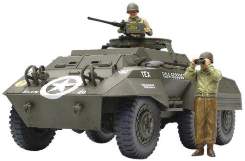 1/48 ミリタリーミニチュアシリーズ No.56 アメリカ M20 高速装甲車