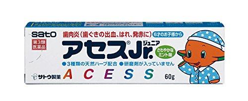 【第3類医薬品】アセスジュニア 60g