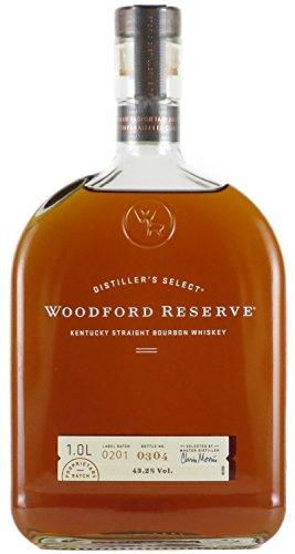 [内容量1000ml] ウッドフォードリザーブ 43.2度 1000ml ケンタッキーストレートバーボンウイスキー [並行輸入品]