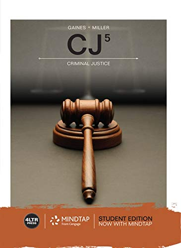 Download CJ5: Criminal Justice (New, Engaging Titles from 4ltr Press) 1337402478