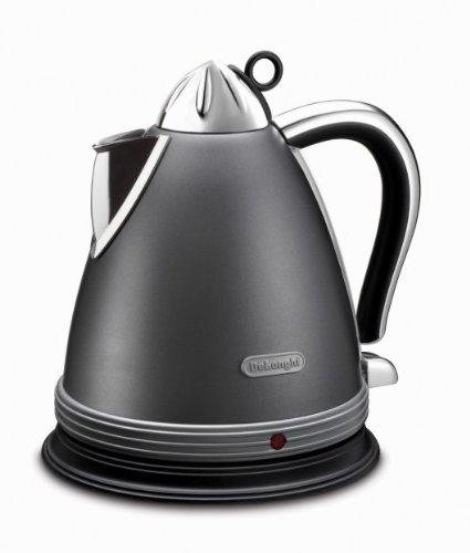 RoomClip商品情報 - Delonghi KBM2011 Delonghi KBM2011 1.7 Liter 2000-Watt Tea Kettle, 220V (Non-USA Compliant), Silver [並行輸入品]