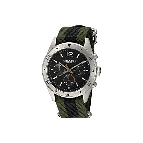 d43606866e1e COACH (コーチ) メンズ 腕時計 Sullivan Sport - 14602121 Black サイズOneSize [並行輸入