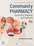 Cover of Community Pharmacy: symptoms, diagnosis and treatmant 4E