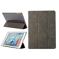 新しい iPad 2018 ケース (2018モデル) スタンド機能 iPad 9.7 インチ iPad mini4 iPad case シンプル 全面保護型 iPad カバー iPad 9.7 手帳型 ケース 三つ折タイプ