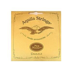 Aquila アクィーラ コンサートウクレレ用弦 Low-Gタイプ 76センチメートル 4弦巻線 AQ-CLW 8U