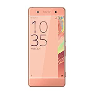 SIMフリー Sony Xperia XA Dual F3116 4G LTE (Rose Gold/ローズゴールド) [並行輸入品]