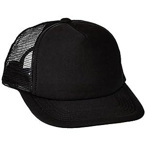 [プリントスター]帽子 イベント メッシュ キャップ 00700-EVM ブラック FREE サイズ