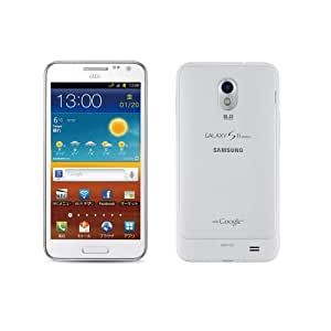 au GALAXY S2 WiMAX ISW11SC by SAMSUNG ホワイト