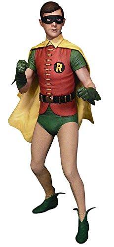 マケットジオラマ バットマン1966年TVシリーズ ロビン ノンスケール レジン製 塗装済み完成品フィギュア