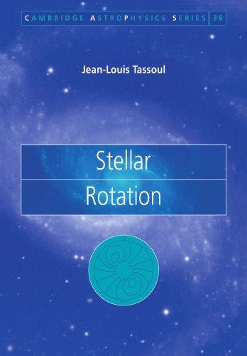 Stellar Rotation (Cambridge Astrophysics)