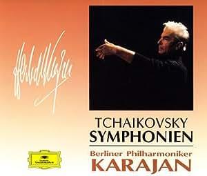 チャイコフスキー:交響曲全集