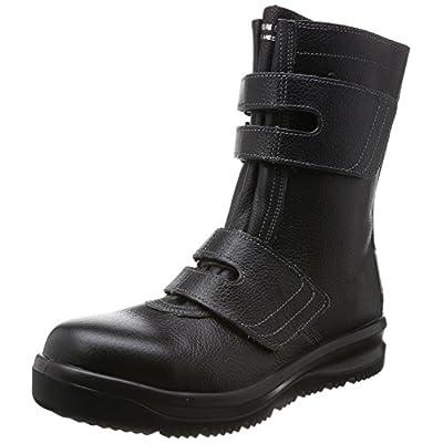 [ミドリ安全] 安全靴 JIS規格 雪上用 耐滑 長編上靴 オールラウンダー ブラック 26 cm 3E