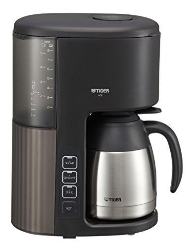 タイガー コーヒーメーカー 8杯用 真空 ステンレス サーバ...