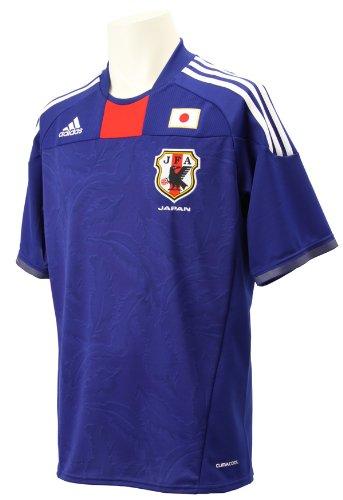 (アディダス)adidas 日本代表 ホーム レプリカシャツ KF925 ジャパンブルー L