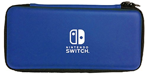 Nintendo Switch専用スマートポーチ(EVA) ブルー